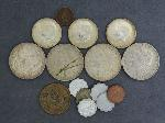 Lot: 2691 - 1887-1921 MORGAN DOLLARS & FOREIGN COINS