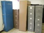Lot: H02.LAFERIA - (APPROX 10) FILE CABINETS