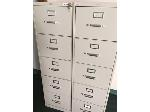 Lot: WF03.BROWNSVILLE - (APPROX 4) FILE CABINETS