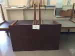 Lot: 02.SP - (5) 5-ft Oak Tables