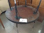 Lot: 06.SP - (2) Round Tables
