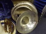 Lot: 38.SP - (2) Marching Tuba