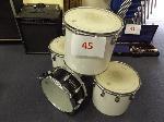 Lot: 45.SP - (4) Snare Drums