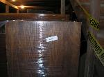 Lot: 59 - (8) Wooden Night Stands