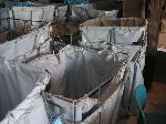 Lot: 86 - (13)  rolling laundry carts