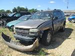 Lot: 0515-4 - 2002 CHEVROLET TRAILBLAZER SUV