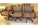Lot: 02-18658 - (6) Rolling Chairs