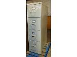 Lot: 02-18695 - Metal File Cabinet