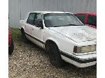Lot: 131 - 1992 Dodge Dynasty