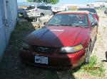 Lot: 23 - 2003 FORD MUSTANG