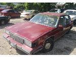 Lot: 1201 - 1987 Cadillac Deville