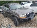 Lot: 1207 - 2000 Jeep Cherokee SUV