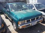 Lot: 1209 - 1996 Nissan Truck