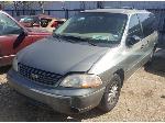 Lot: 1211 - 2001 Ford Windstar Van