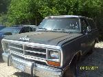 Lot: 41 - 1988 DODGE RAMCHARGER PICKUP
