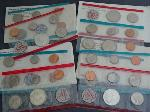 Lot: 2718 - 1968, 1970 & 1971 MINT SETS