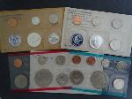 Lot: 2719 - 1973 MINT SET, 1965 SPECIAL MINT SET & 1960 PROOF SET