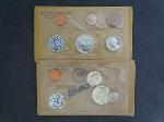 Lot: 2720 - 1961 & 1962 PROOF SETS