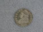 Lot: 2731 - 1834 BUST HALF DOLLAR