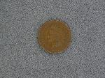 Lot: 2748 - 1876 INDIAN HEAD CENT