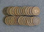Lot: 2750 - 1889-1908 INDIAN HEAD CENTS