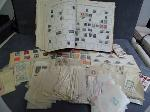 Lot: 2755 - ASSORTED U.S. & FOREIGN STAMPS