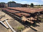 Lot: 02-18760D - (Approx 165+/-) 30-Ft Pipes