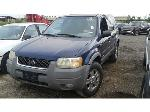 Lot: 10 - 2002 FORD ESCAPE SUV