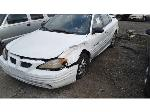 Lot: 12 - 2002 PONTIAC GRAND AM