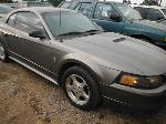 Lot: 12-891801 - 2002 FORD MUSTANG