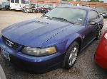 Lot: 19-892803 - 2002 FORD MUSTANG