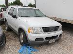 Lot: 1 - 2002 FORD EXPLORER SUV