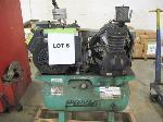 Lot: 506 - Speedaire Compressor