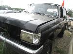 Lot: 334-A70147 - 1989 FORD BRONCO SUV