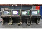 Lot: 9 - (4) Gaming Machines<BR><span style=color:red>THIS IS A RESTRICTED AUCTION</span>