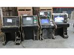 Lot: 13 - (4) Gaming Machines<BR><span style=color:red>THIS IS A RESTRICTED AUCTION</span>