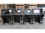 Lot: 16 - (4) Gaming Machines<BR><span style=color:red>THIS IS A RESTRICTED AUCTION</span>