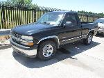 Lot: 1708412 - 2000 CHEVROLET SILVERADO PICKUP