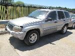 Lot: 1708777 - 2002 JEEP GRAND CHEROKEE SUV - KEY* / STARTED