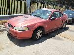 Lot: 1710424 - 2000 FORD MUSTANG - KEY*