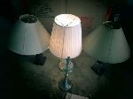 Lot: 12 - (4) Lamps