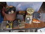 Lot: 25 - Wires, Fuses, Switches & Eletrical Components