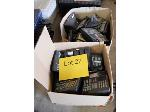 Lot: 27 - (2 boxes) of Assorted Phones