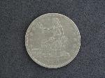 Lot: 3431 - 1874-CC U.S. TRADE DOLLAR