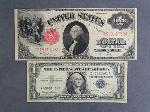Lot: 3449 - 1917 U.S. $1 NOTE