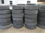 Lot: 3 - (Approx 50-60) Used Tires