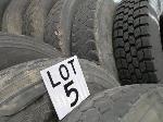 Lot: 5 - (Approx 25) Scrap Tires