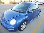 Lot: A5653 - 2003 Volkswagen Beetle GLS - Runs