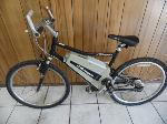 Lot: A5658 - Charger 7-Speed Battery Powered Bike