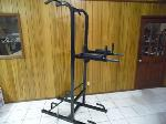 Lot: A5688 - Exertec Fitness Power Tower Exercise Station